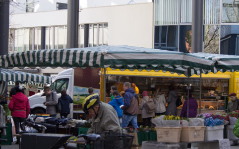 Wochenmärkte im GohliserKIEZ ©GohliserKIEZgefluester