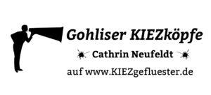 Gohliser KIEZgefluester_KIEZkopf_Cathrin Neufeldt